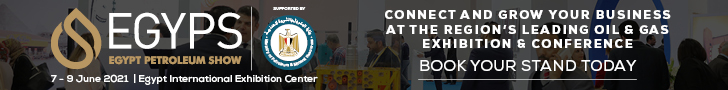 EGYPS 2021 | Egypt Petroleum Show | Book Your Ticket Now