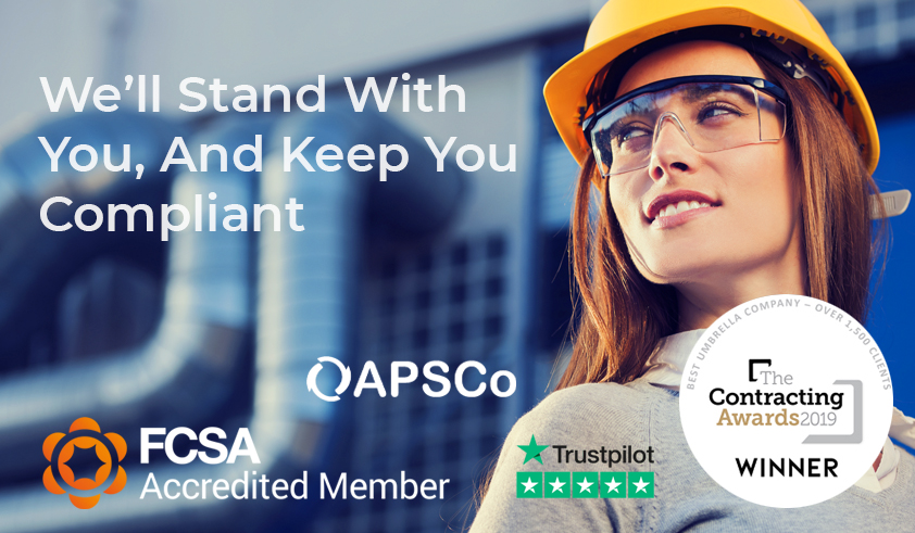 IR35 - We'll Stand by you, and keep you compliant.